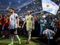 Аргентина отметила товарищеский матч из-за провокаций и угроз