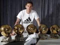 Золотой мяч 2016: Стала известна дата, когда вручат награду
