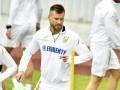 Матч против Кипра стал особенным для Ярмоленко