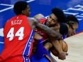НБА: Филадельфия обыграла Оклахому, Детройт не оставил шансов Атланте