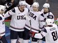 Хоккей: Сборная США громит норвежцев