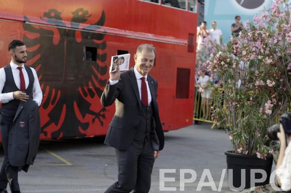 Де Бьязи хотел бы работать в сборной Англии