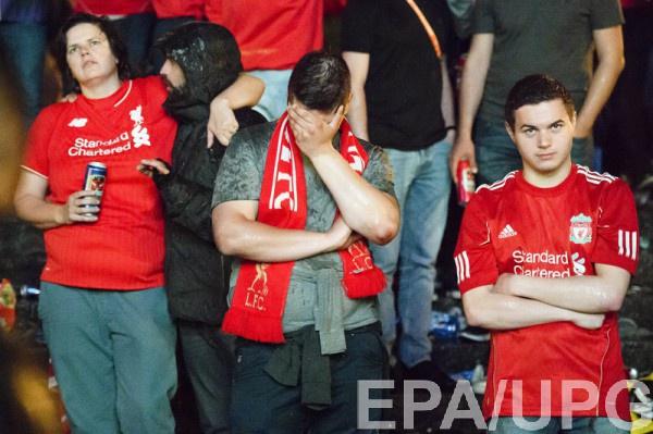 Болельщики Ливерпуля точно расстроятся такому дерзкому поступку