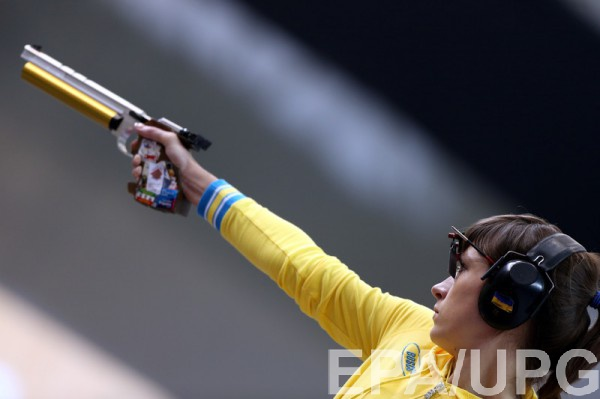 Украинка несмогла пробиться вфинал популевой стрельбе