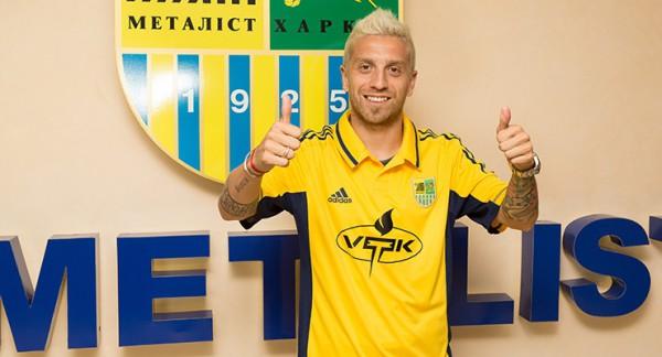 Аргентинская семья Металлиста поплнилась очередным футболистом