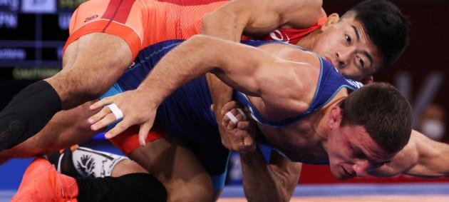 Темиров будет бороться за бронзу Олимпийских игр