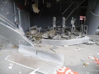 Донбасс Арена пострадала в ходе боевых действий
