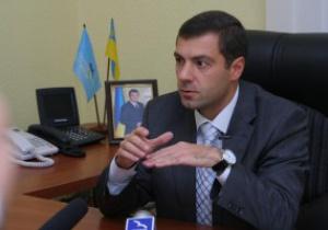 Главой Федерации футбола Сумской области стал губернатор и член ПР