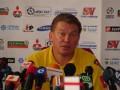 Блохин: В сотом матче за сборную получил травму