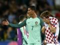 Роналду: Я не мог праздновать победу над Хорватией, потому что мой брат Модрич плакал