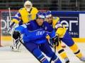Сборная Украины по хоккею проиграла Италии в овертайме