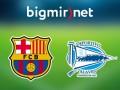 Барселона - Алавес 1:2 трансляция матча чемпионата Испании