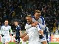 Динамо победило Олимпиакос и вышло в 1/8 финала Лиги Европы