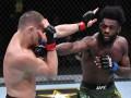 Ян дисквалифицирован за запрещенный удар на UFC 259