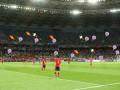 Идентификация. UEFA запустил сервис, позволяющий найти себя на стадионе во время матчей Евро-2012