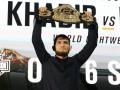 Нурмагомедову осталось провести всего лишь один бой по контракту с UFC