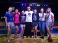Львовские вольницы выиграли четыре золота в первый день ЧУ по борьбе