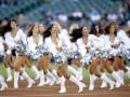 Команда NFL согласилась выплатить больше миллиона долларов своим чирлидершам