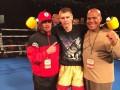 Украинский боксер по прозвищу