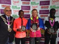 Украинская бегунья Стеценко дисквалифицирована из-за допинга