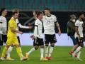 Украина потеряла шансы на выход в плей-офф Лиги наций