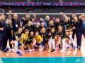 Сборная Украины впервые за 20 лет вышла в плей-офф Евроволлея