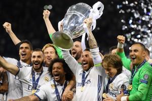 Опрос: кто выиграет Лигу чемпионов сезона-2017/18?