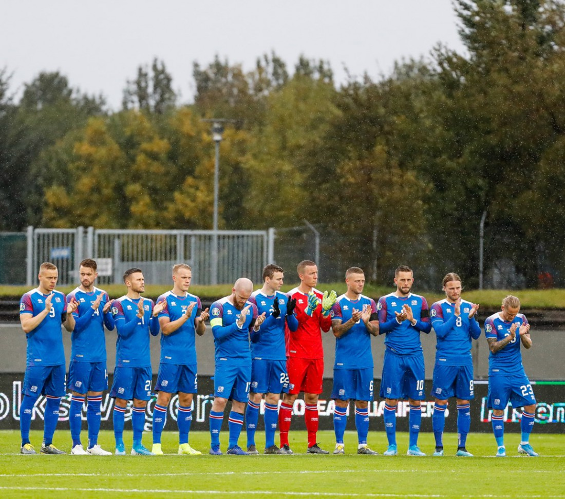 Исландия - Молдова:обзор матча