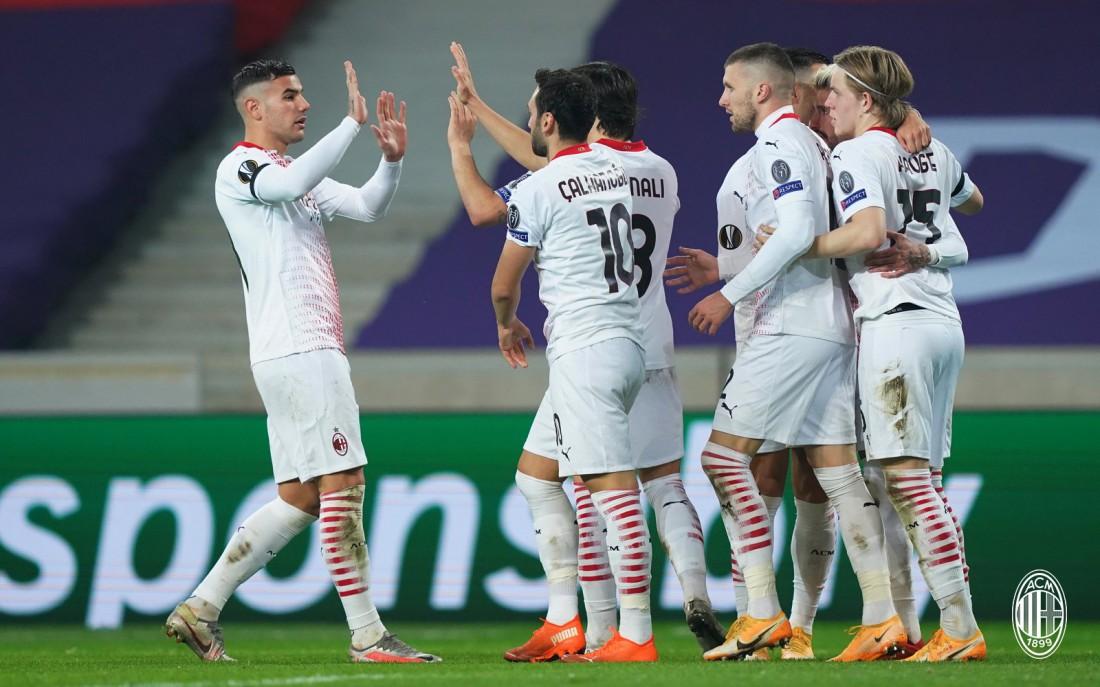 Лилль - Милан: обзор матча