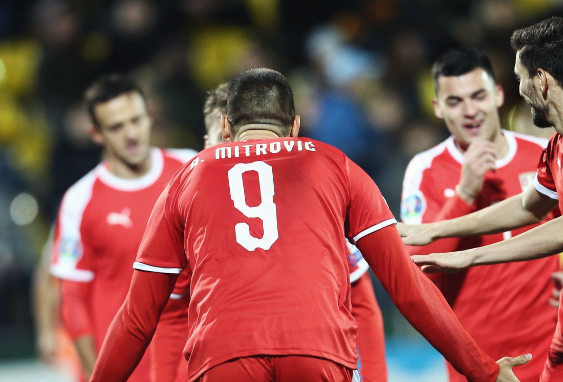 Сербия обыграла Литву