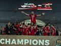 Аль-Ахли - триумфатор Лиги чемпионов КАФ