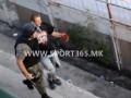 Болельщик лишился руки во время матча чемпионата Македонии