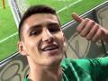 Видео роскошного гола Шведа, забитого в дебютном матче за Селтик