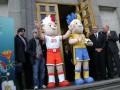В Харькове презентовали талисманы Евро-2012