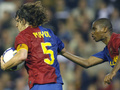 Пуйоль подпишет новый контракт с Барселоной
