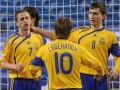 Сборная Украины вышла на ЧМ-2012 по футзалу