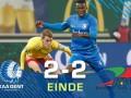 Яремчук отметился голом, а Пластун заработал красную карточку в матче Кубка Бельгии
