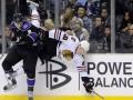 Видео лучших силовых приемов старта сезона НХЛ