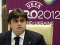 Лубкивский: Для посещения матчей Евро-2012 будет достаточно билета