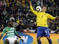 Фотогалерея: И смех, и грех. Бразилия уверенно побеждает Кот д'Ивуар