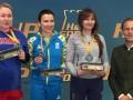 Костевич выиграла первые свои соревнования после родов
