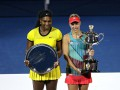 Немецкий триумф: Как Кербер обыграла Серену Уильямс в финале Australian Open