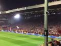 До мурашек: Фанаты Ливерпуля исполнили гимн после победы над Боруссией