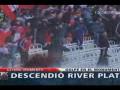 Фанаты Ривер Плейта устроили погромы в Буэнос-Айресе после вылета из высшей лиги