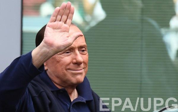 Берлускони отдал правление Миланом в руки китайских инвесторов