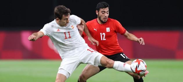 Испания сыграла вничью, Аргентина и Франция проиграли на ОИ-2020