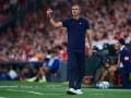 Тренер Атлетика: Мы выдержали давление Барселоны