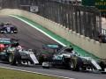 Росберг выиграл Гран-при Бразилии и обеспечил себе