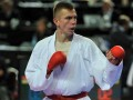 Украинец Чеботарь выиграл серебро чемпионата мира по каратэ