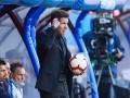 Симеоне: Второе место Атлетико в Ла Лиге - это не провал